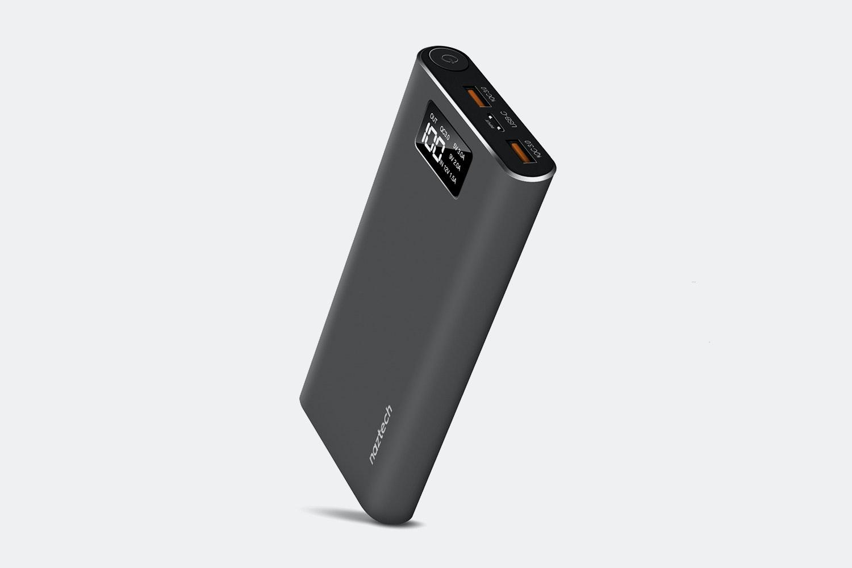 Naztech 26,800mAh QC 3.0/USB-C Power Bank
