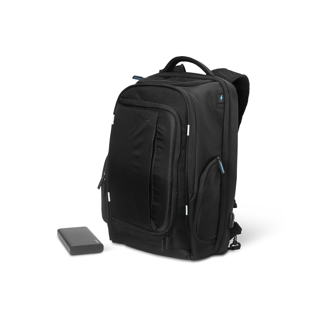 Naztech SmartPack w/ Power Bank Option