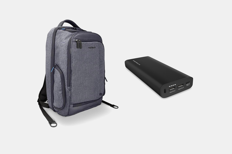 SmartPack Grey & 60W USB-C PD Powerbank