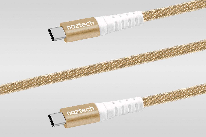 USB-C to USB-C - Gold