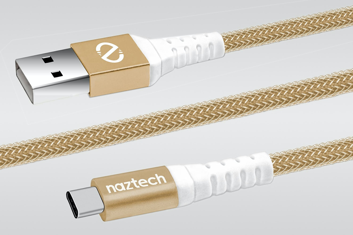 USB-C to USB-A - Gold