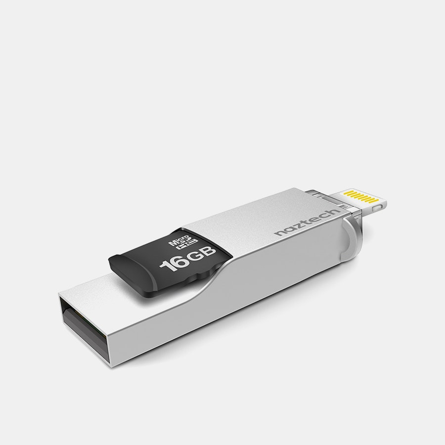 Naztech Xtra Drive Mini for iPhone