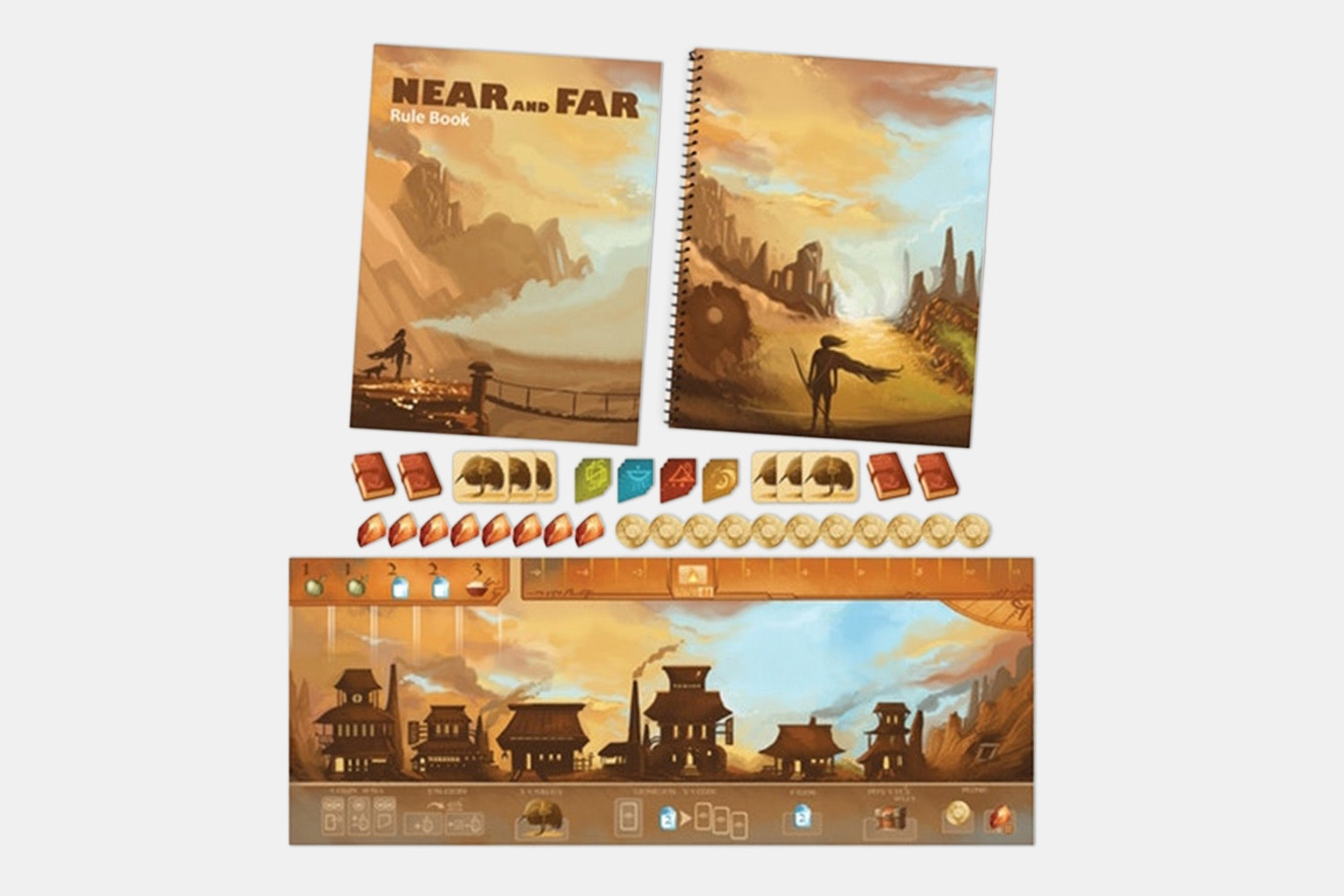 Near and Far Board Game Bundle