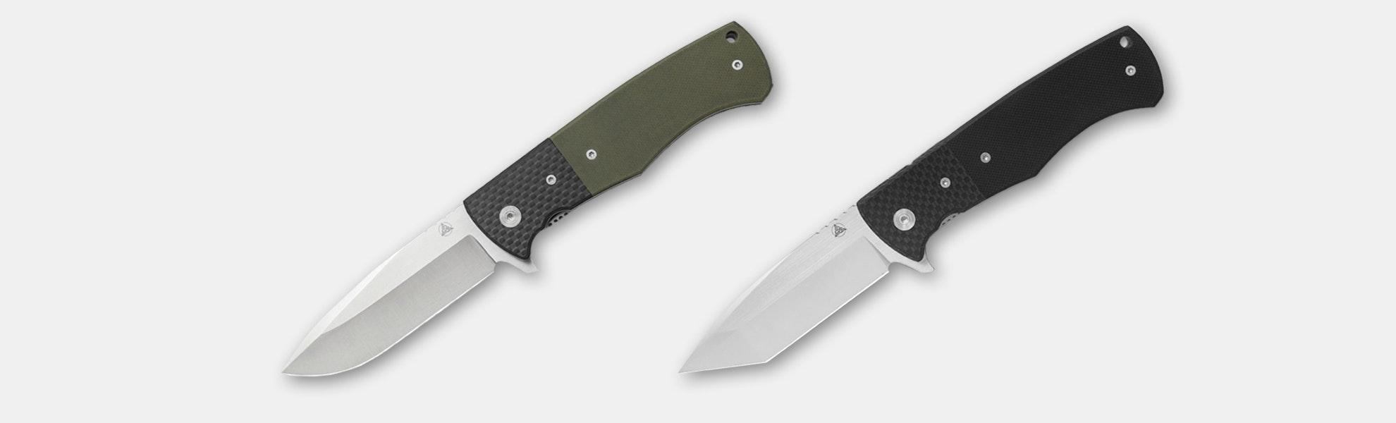 Nemesis Mar Private Reserve VG-10 Knives