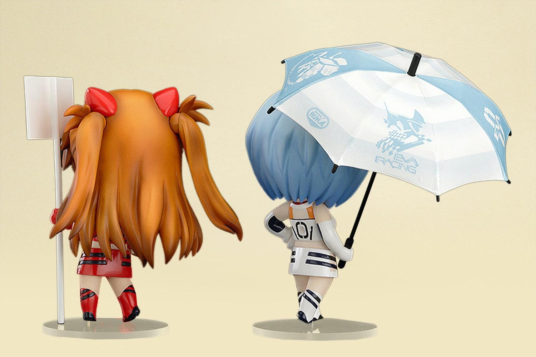 Nendoroid: Evangelion Racing Figures (2-Pack)