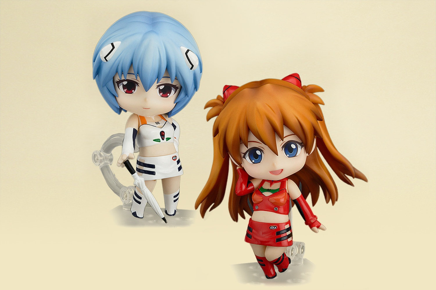 Nendoroid: Evangelion Racing Figures (2-Pack)