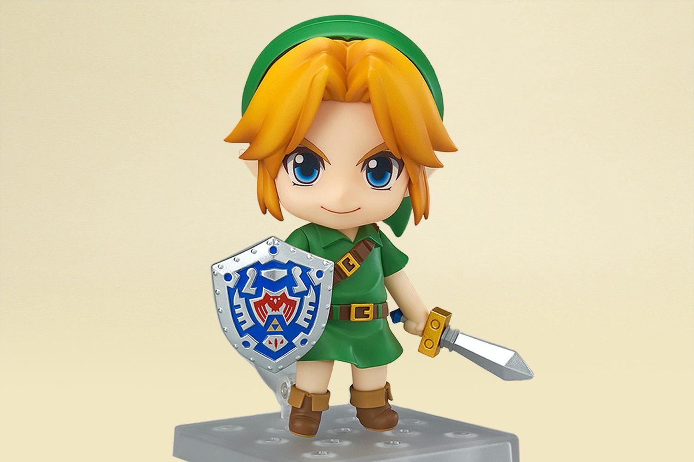 Nendoroid: The Legend of Zelda, Link Majora's Mask