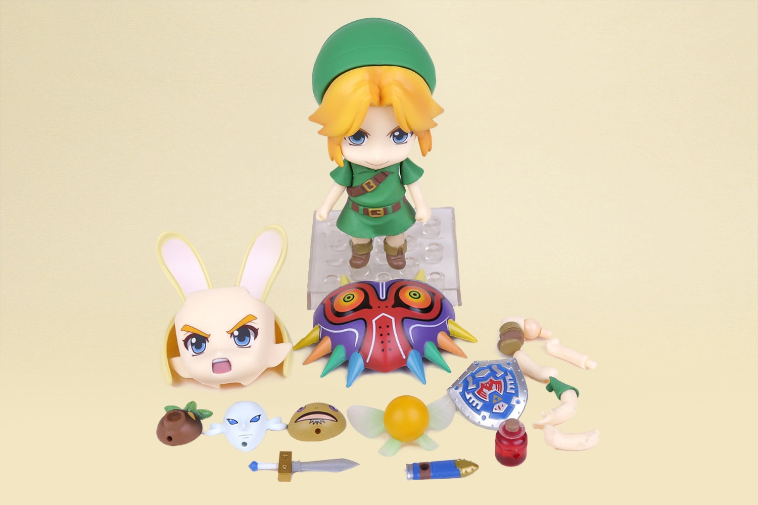 Nendoroid: The Legend of Zelda, Link Majora's Mask
