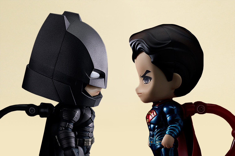 Nendoroid: Batman vs Superman - Justice Edition