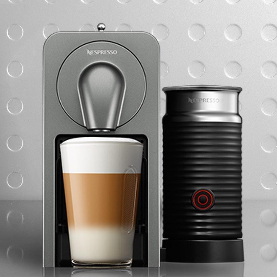 Nespresso Prodigio, Smart Connect, Milk Frother