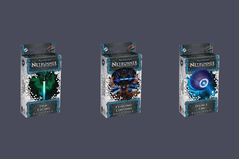 Netrunner Data Pack Bundle
