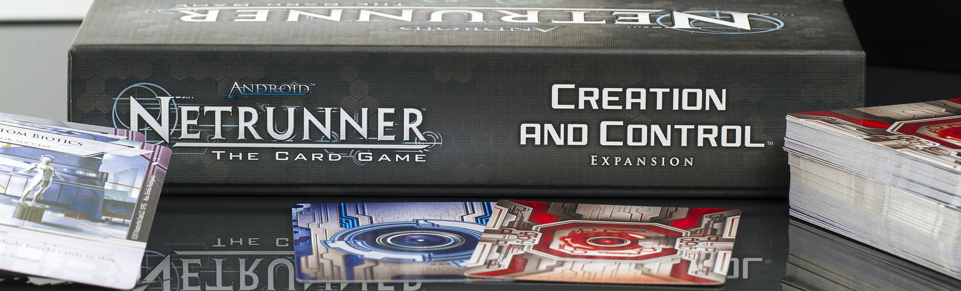 Android: Netrunner Creation and Control
