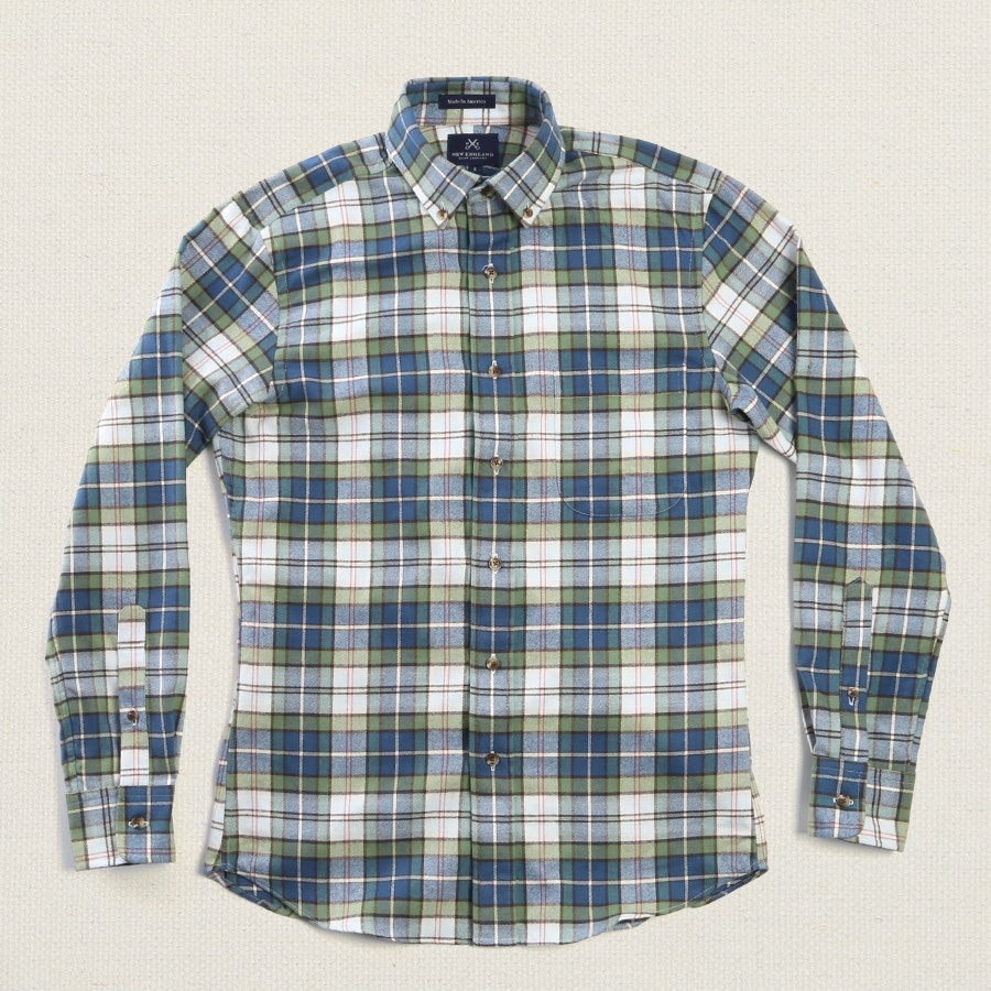New England Shirt Company Heavyweight Flannels