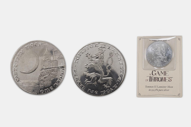 Tommen II Lannister Silver Moon (+ $40)