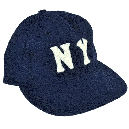 Ebbets Field Flannels New York Ballcap