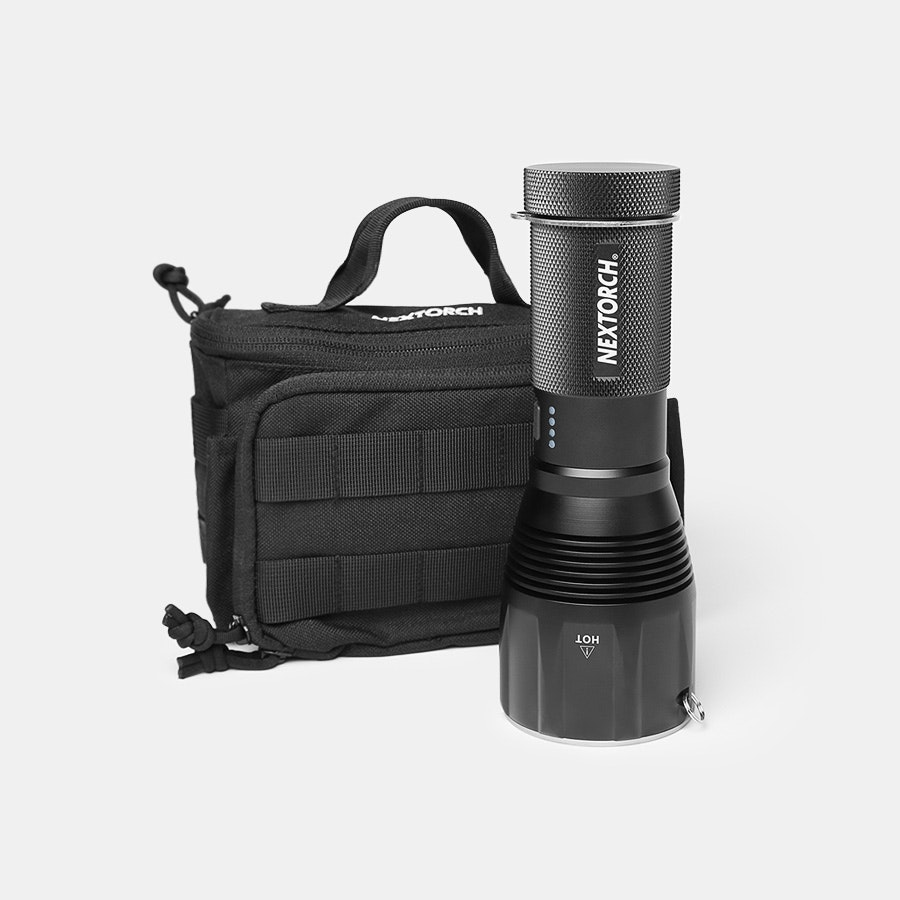Nextorch Saint Torch 1,000-Lumen Flashlight