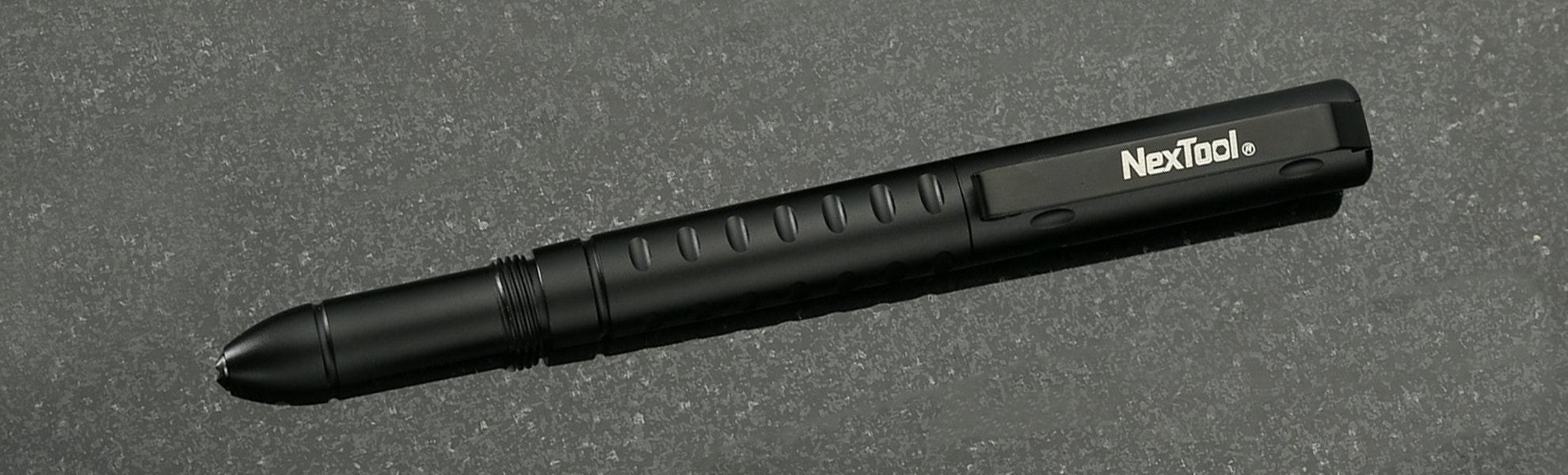 NexTool Tactical Pen w/Fisher Space Pen Cartridge