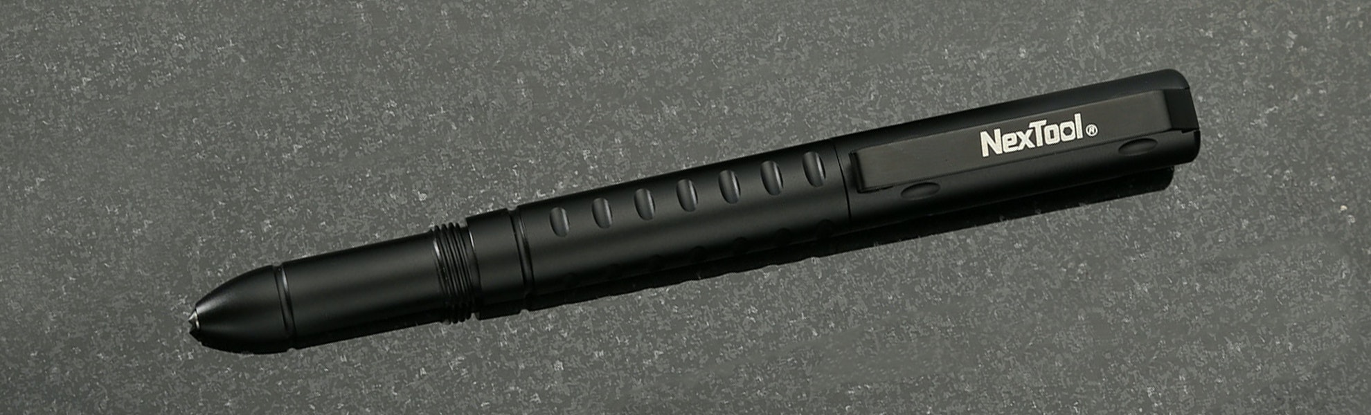 NexTool Tactical Pen w/Fisher Space Pen Cartridge
