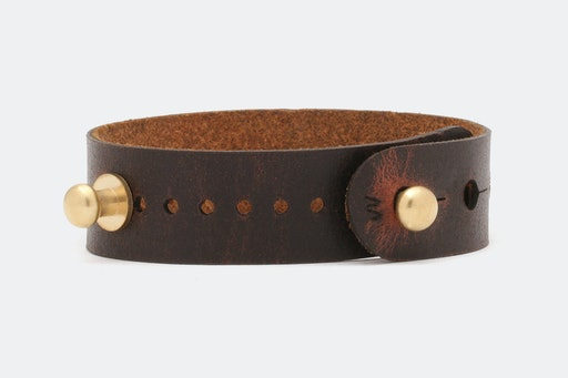 Nick Mankey Autumn Harvest Redux Watch Strap