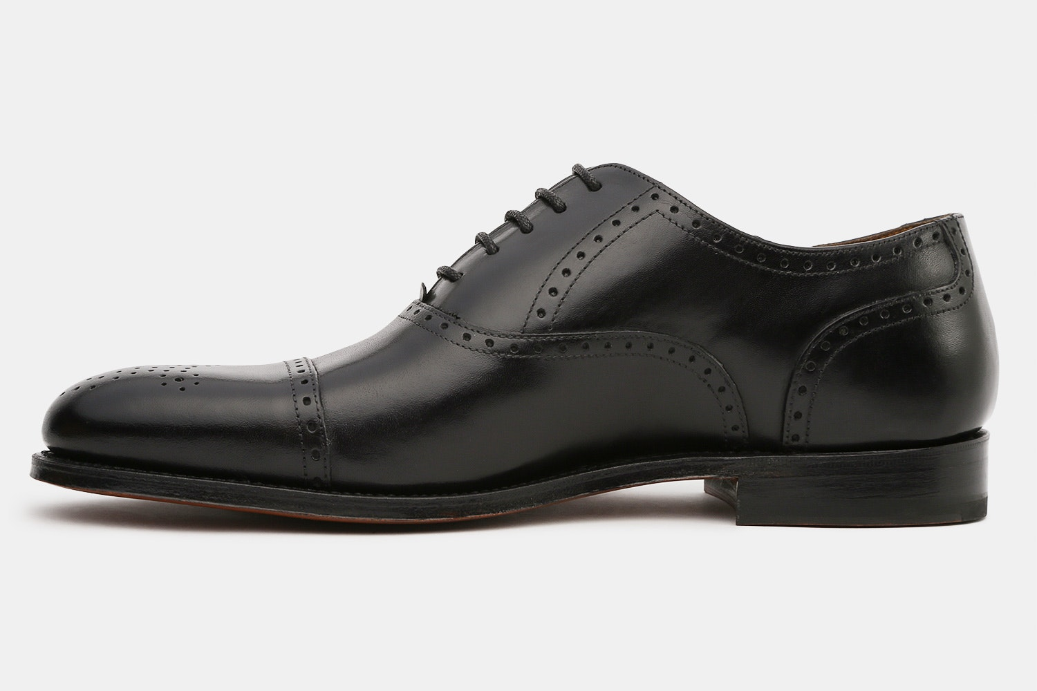 Nico Nerini Captoe Oxfords