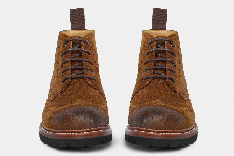 Nico Nerini Wingtip Boots