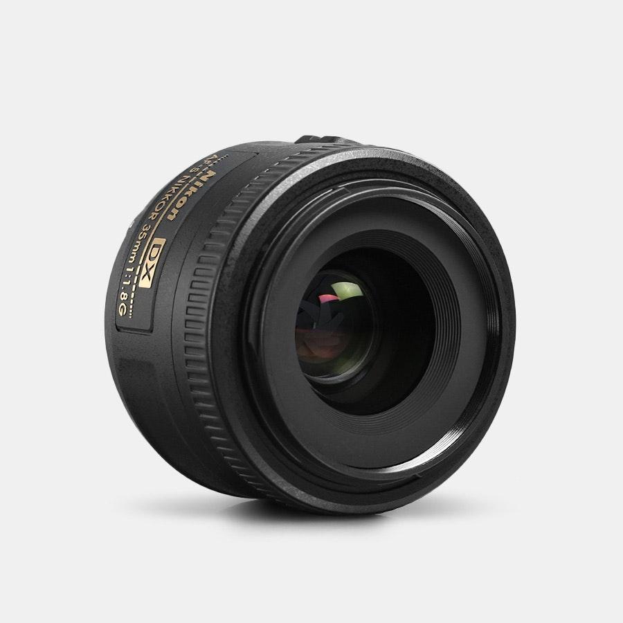 Nikon 35mm f/1.8G AF-S DX Lens