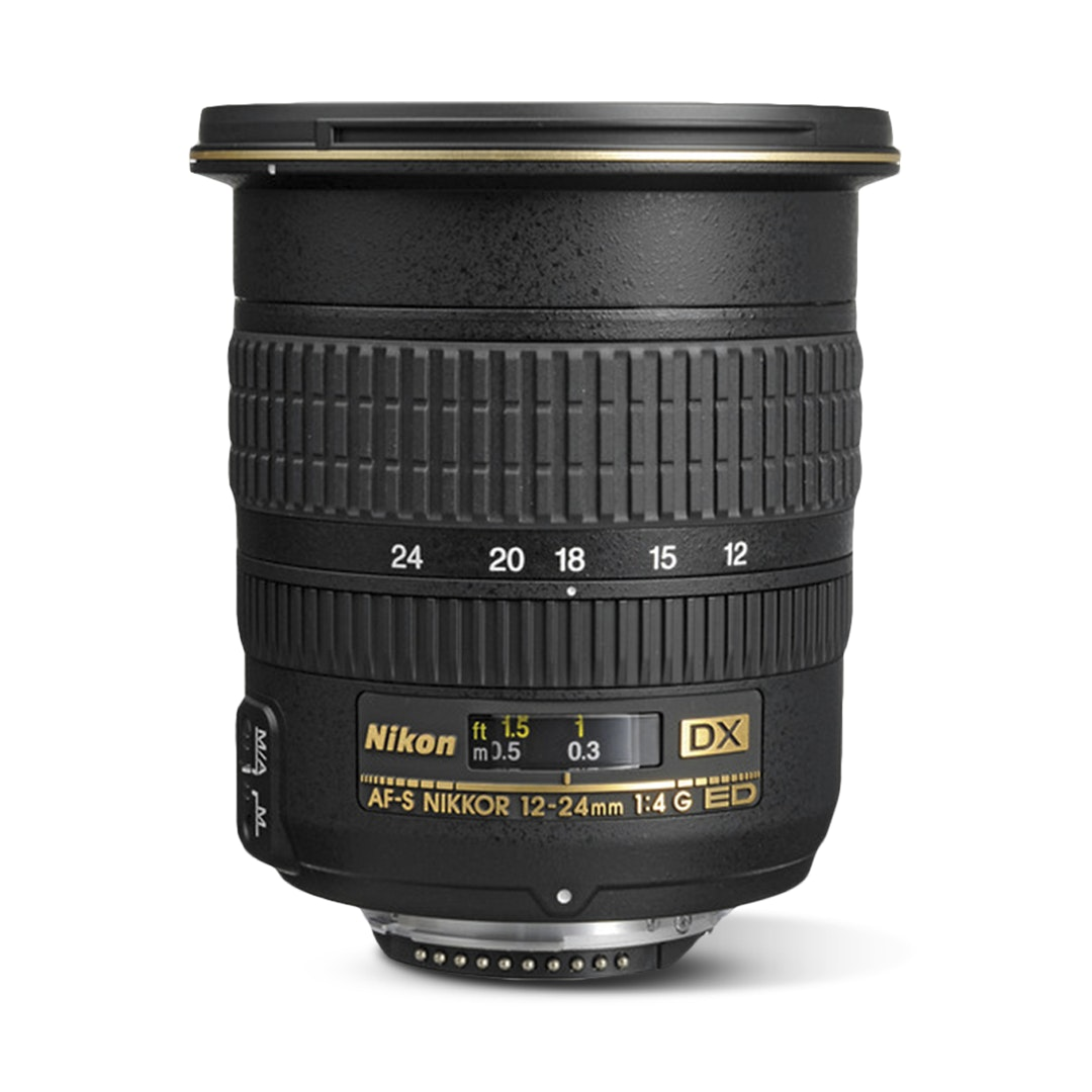 Nikon AF-S DX Zoom-NIKKOR 12–24mm f/4G IF-ED Lens