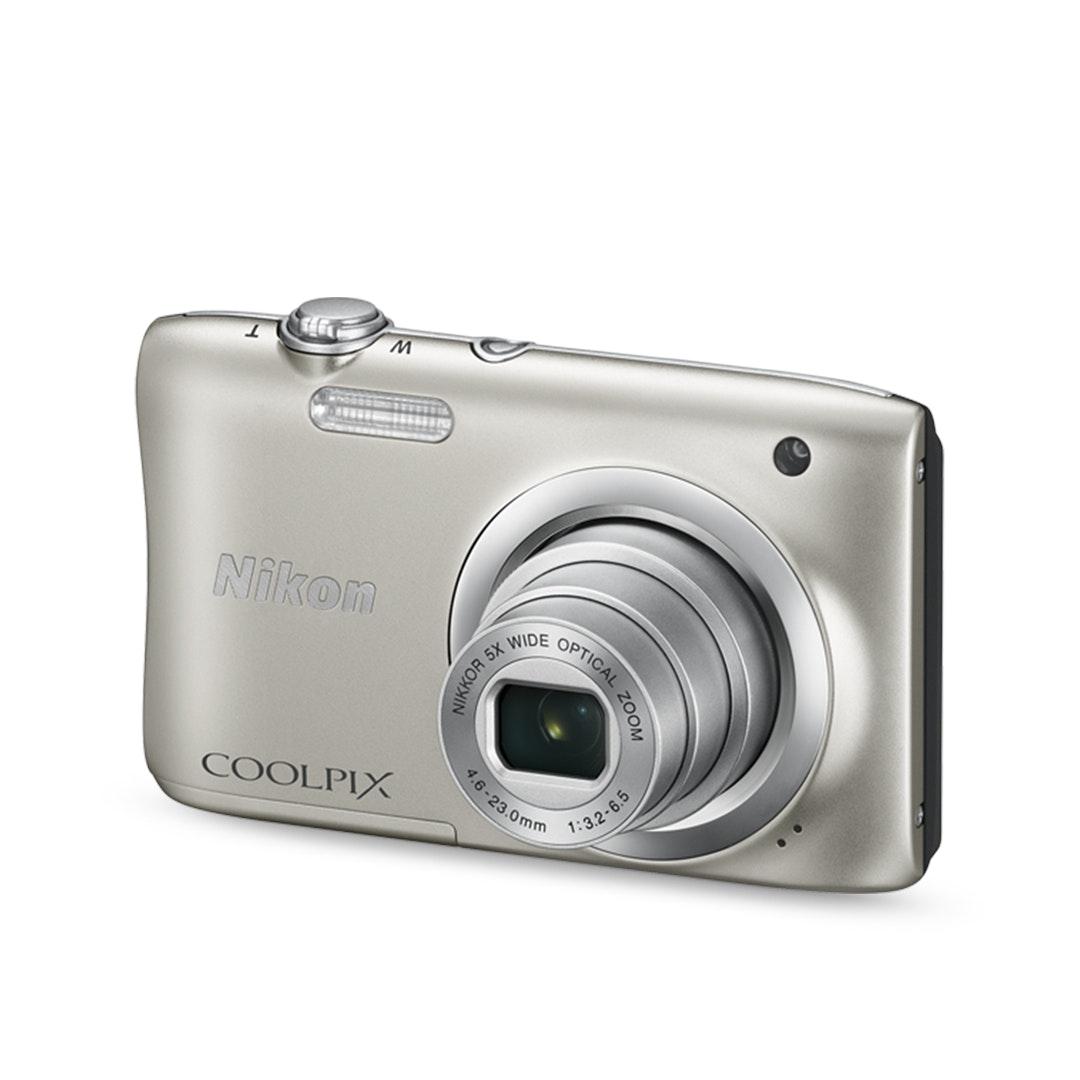 Nikon Coolpix A100 Compact Digital Camera