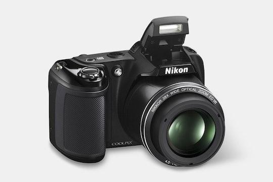 Nikon Coolpix L340 20.2 MP Digital Camera Refurbish