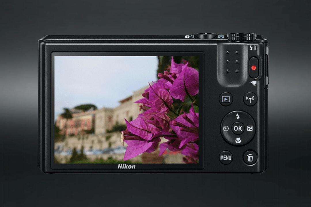 Nikon Refurbished Coolpix S7000 Digital Camera