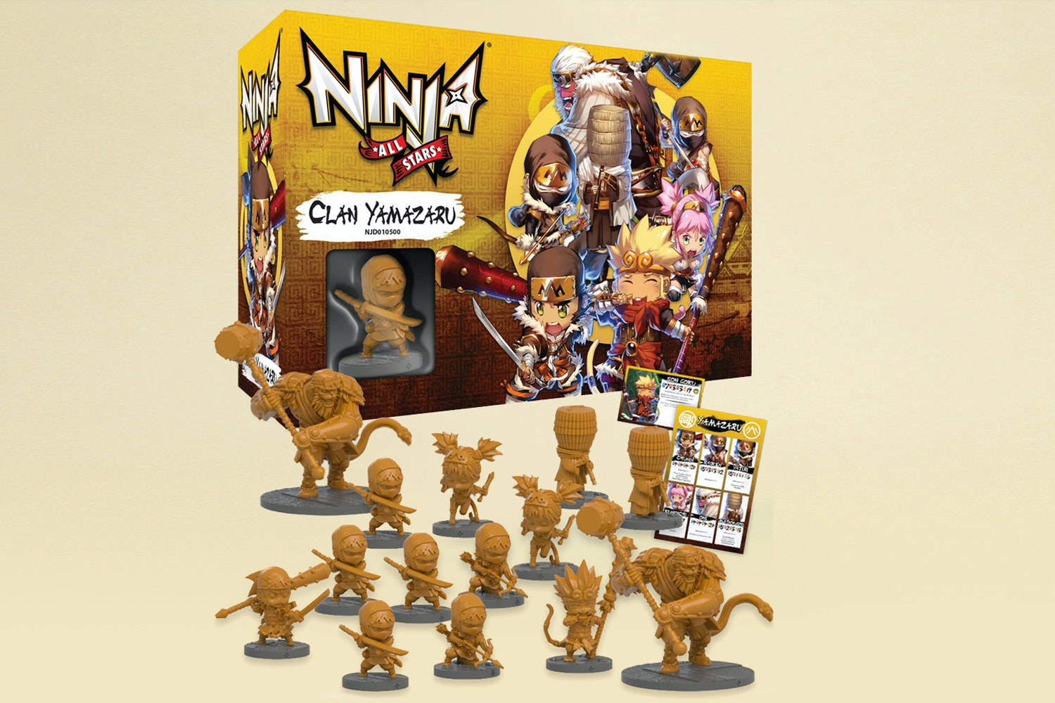 Ninja All-Stars Clan Bundle