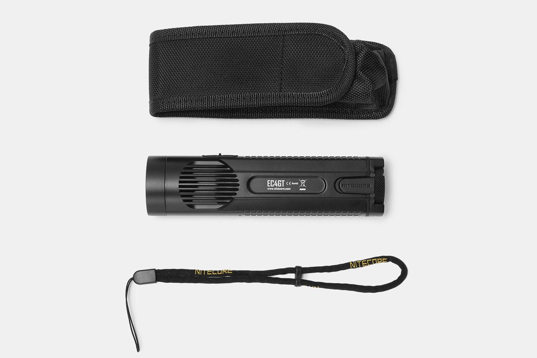 Nitecore EC4GT LED Flashlight