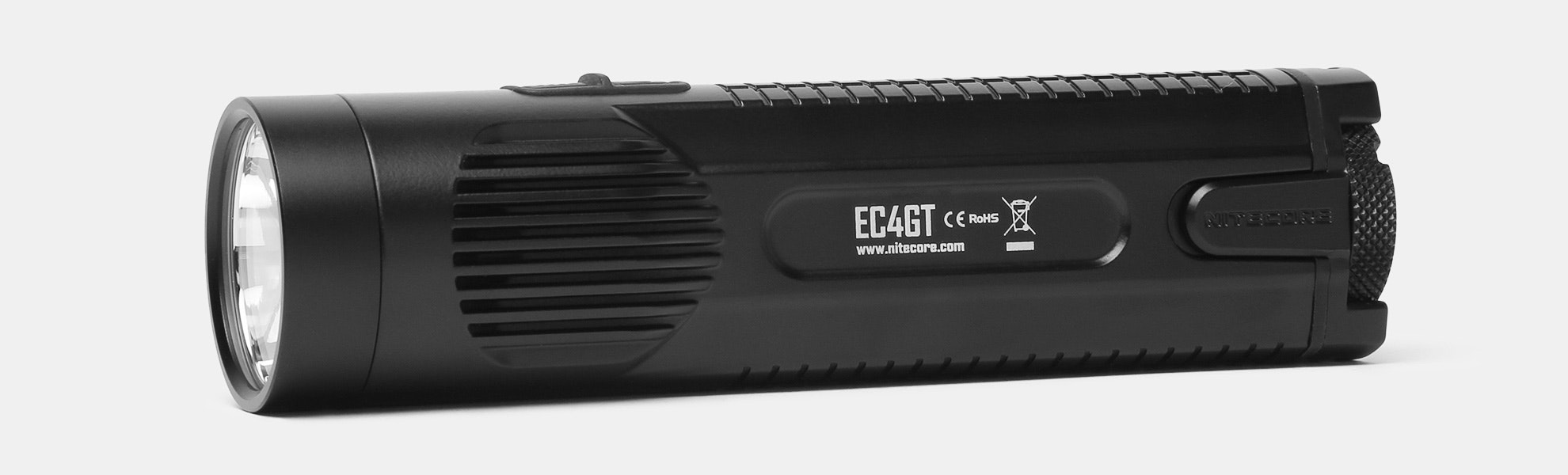 Nitecore EC4GT LED Flashlight