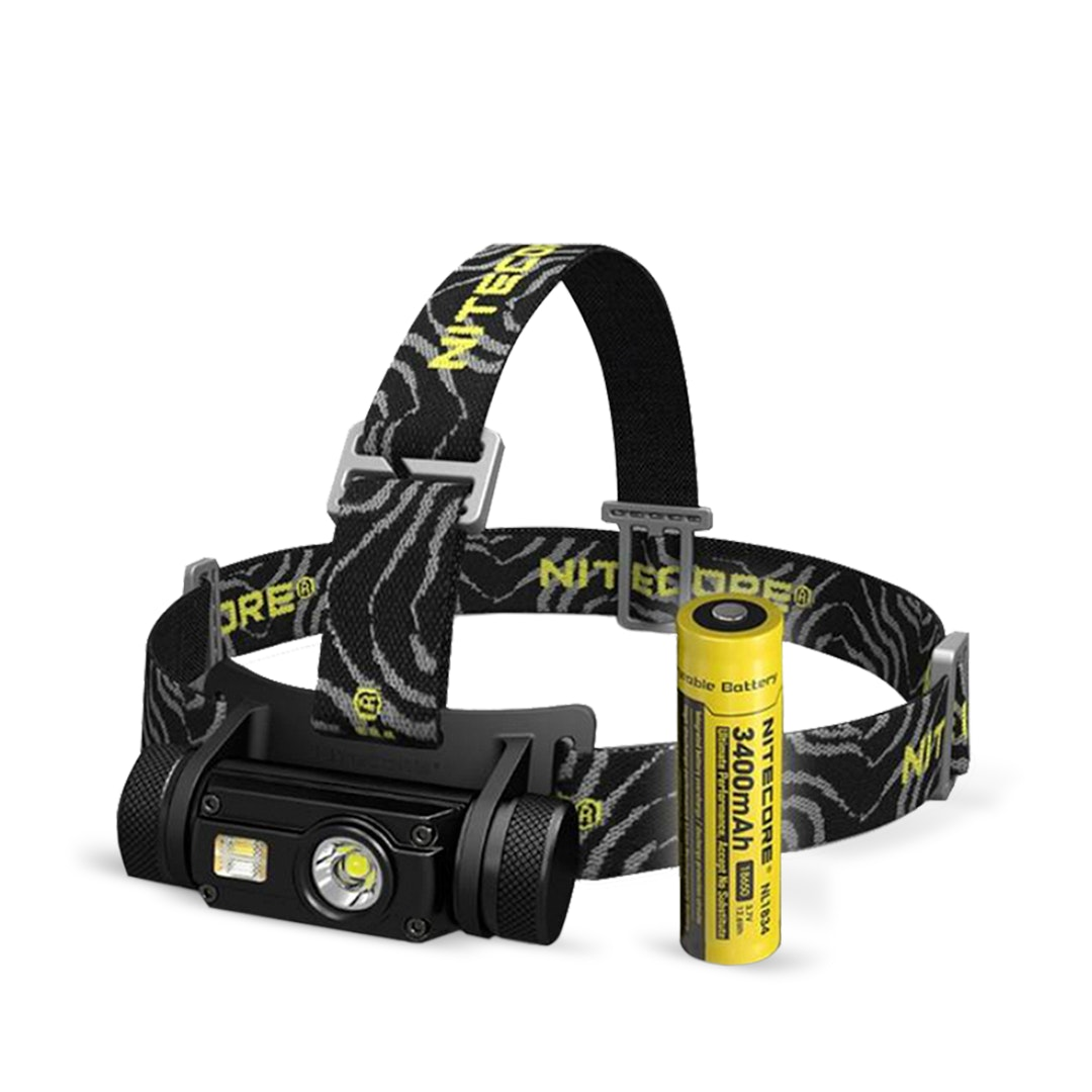 Nitecore HC65 1,000-Lumen Rechargeable Headlamp