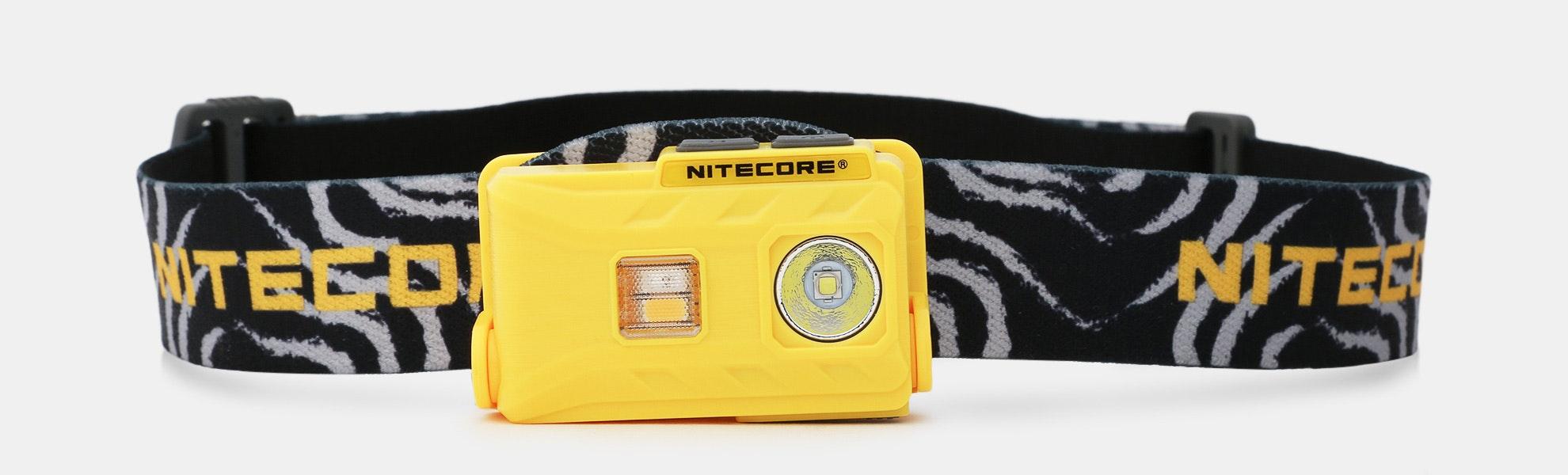 Nitecore NU25 360-Lumen Rechargeable Headlamp
