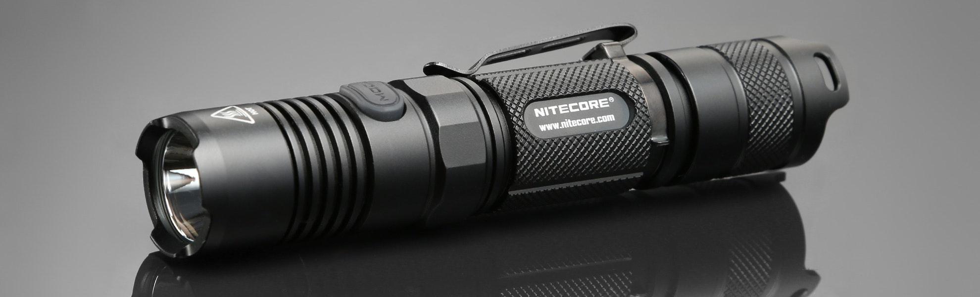 Nitecore P12GT 1000-lumen Flashlight (18650)