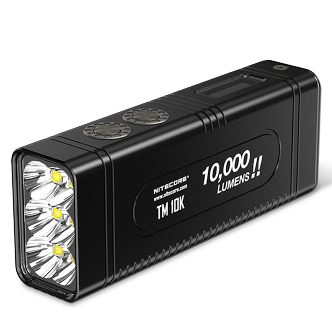 Nitecore TM10K Tiny Monster 10,000-Lumen Flashlight