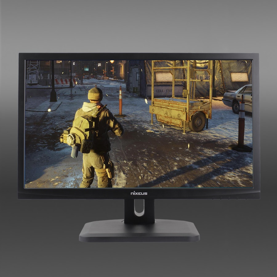 "Nixeus 24"" 144Hz FreeSync LED Gaming Monitor"