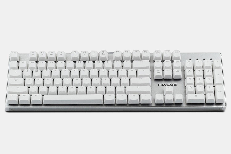 Nixeus Moda Pro Mechanical Keyboard