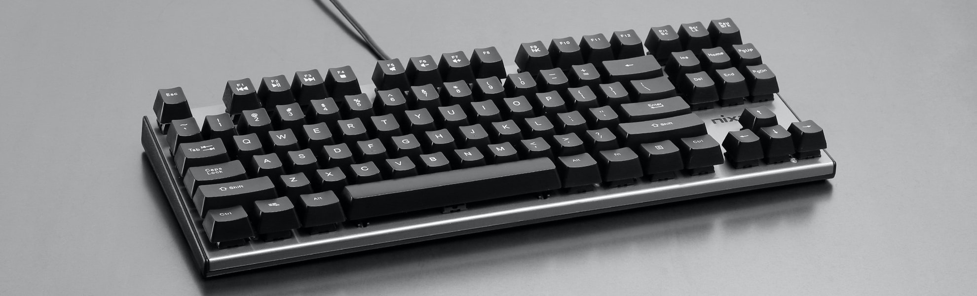 Nixeus Moda V2 TKL Mechanical Keyboard