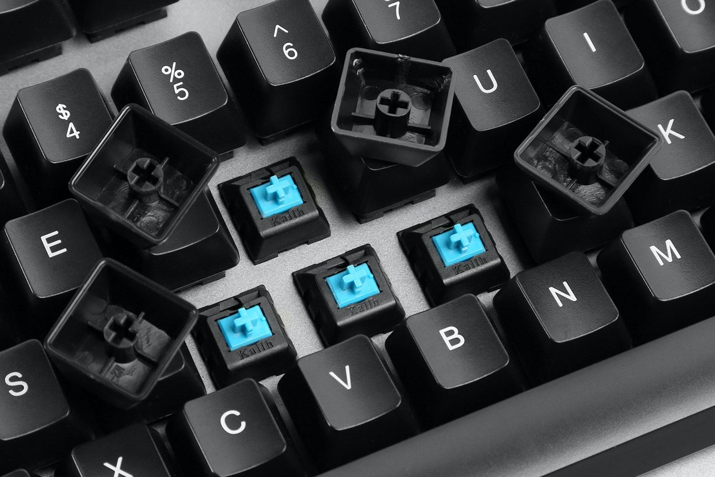 Nixeus Moda V2 TKL Mechanical Keyboard