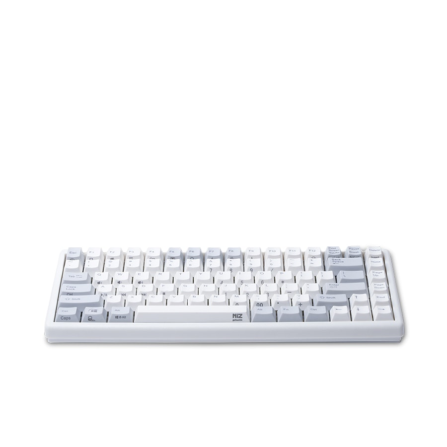 NiZ Plum84 Pro Electro-Capacitive Keyboard