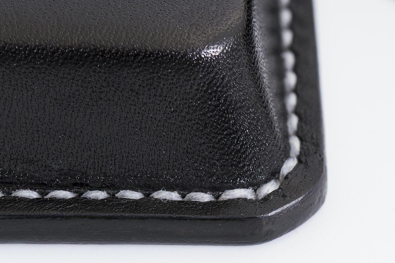Noko Leatherworks ErgoDox Wrist Rest