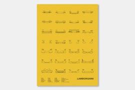 Lamborghini - Yellow