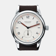 701 Club: Stainless, Manual-winding, 36mm