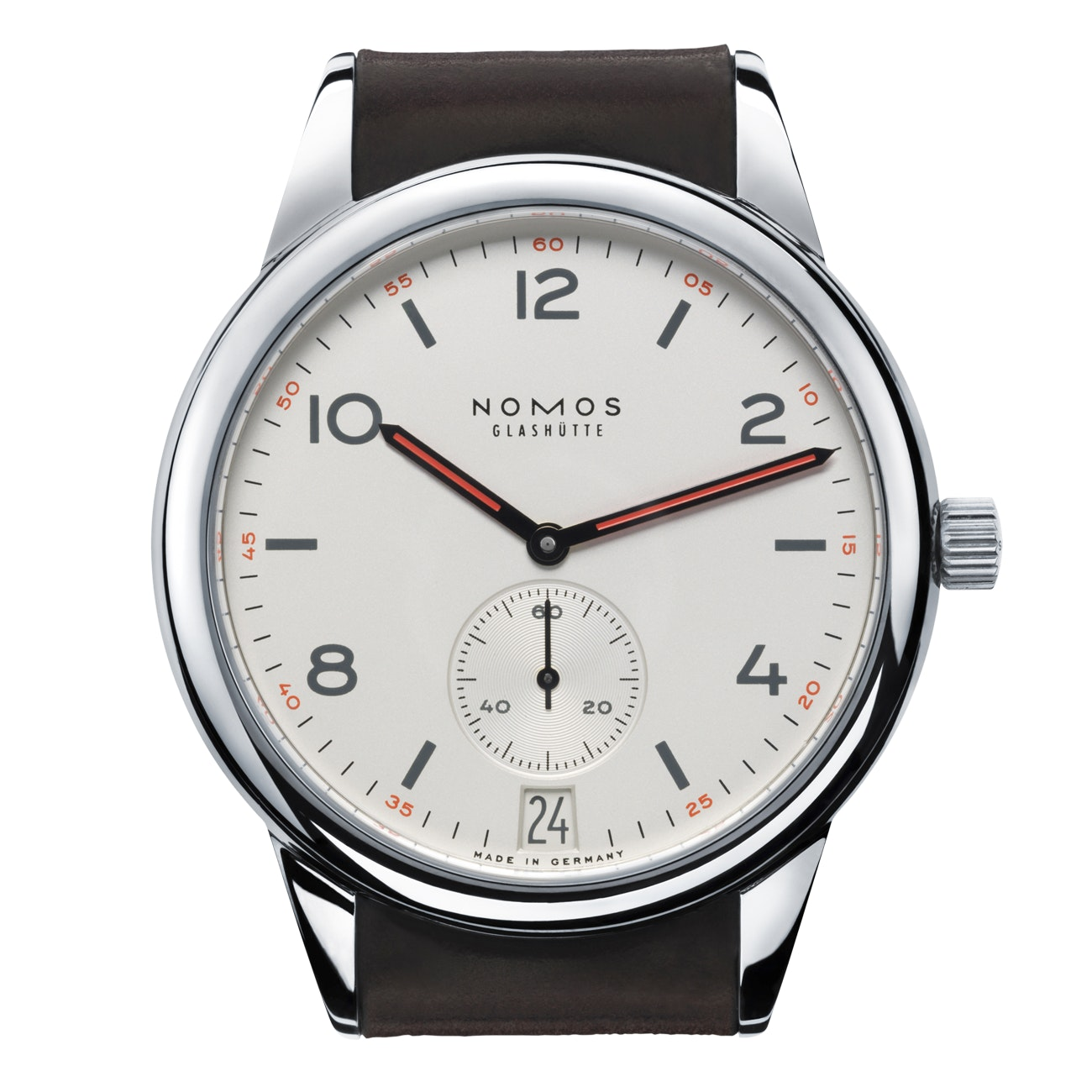 771 Club Automat Datum: Stainless, Automatic + Date window, 41.5mm