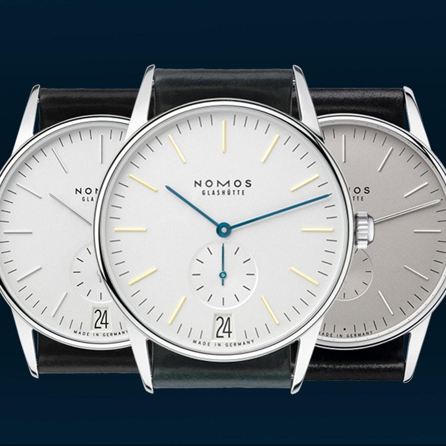 Nomos Orion Watch