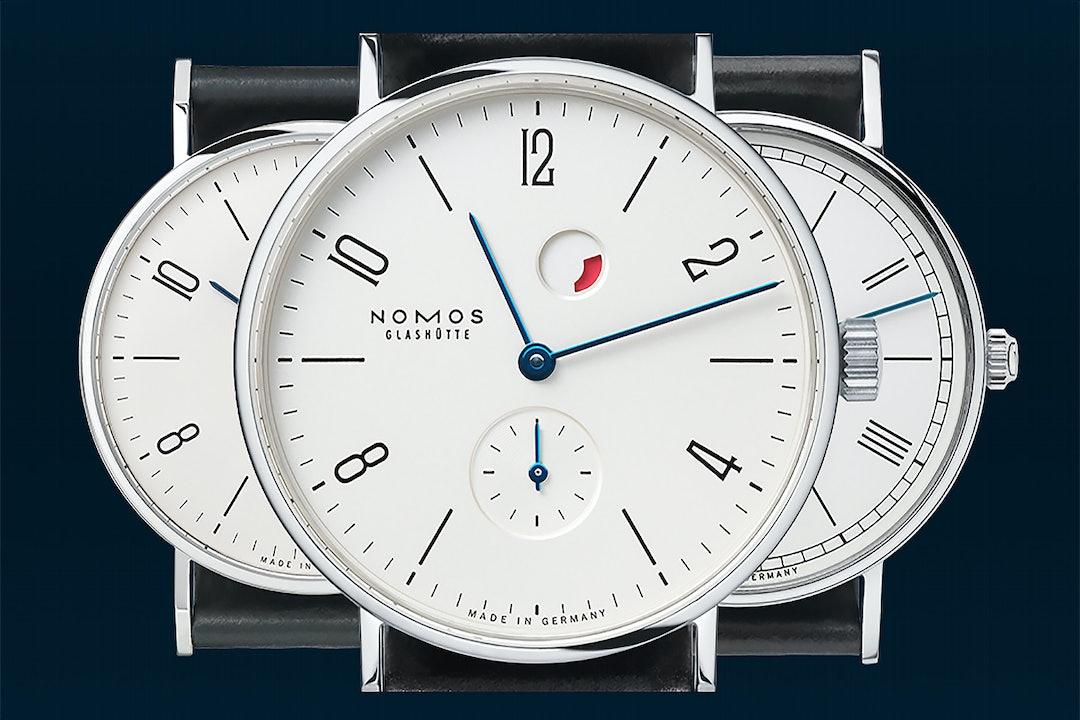 Nomos Tangente or Ludwig Watch