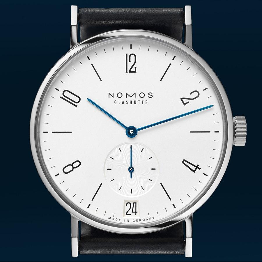 Nomos Tangomat or Ahoi Watch