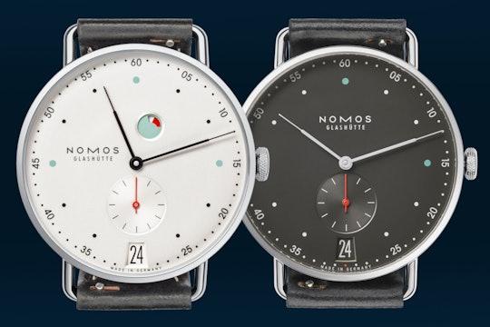 Nomos Metro and Zurich Watch
